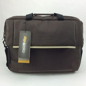 Solo Studio 17.3 Inch Laptop Briefcase